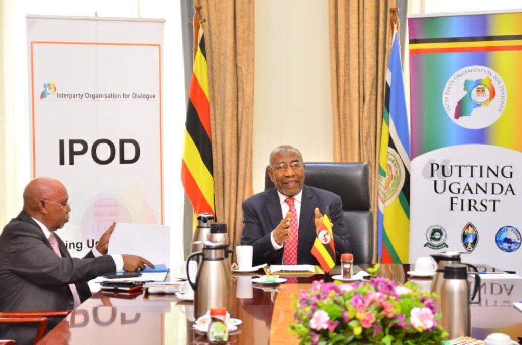Ruhakana Rugunda is a Ugandan politician and Prime Minister