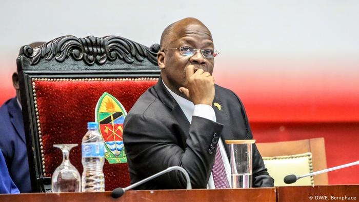 Tanzania's opposition on COVID-19