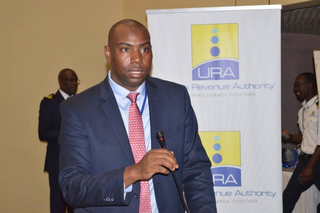URA Commissioner Dickson Kateshumbwa resigns