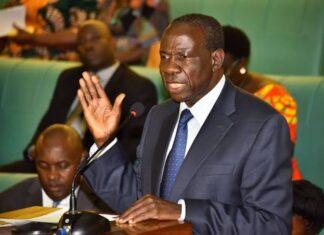 parliament supplementary budget