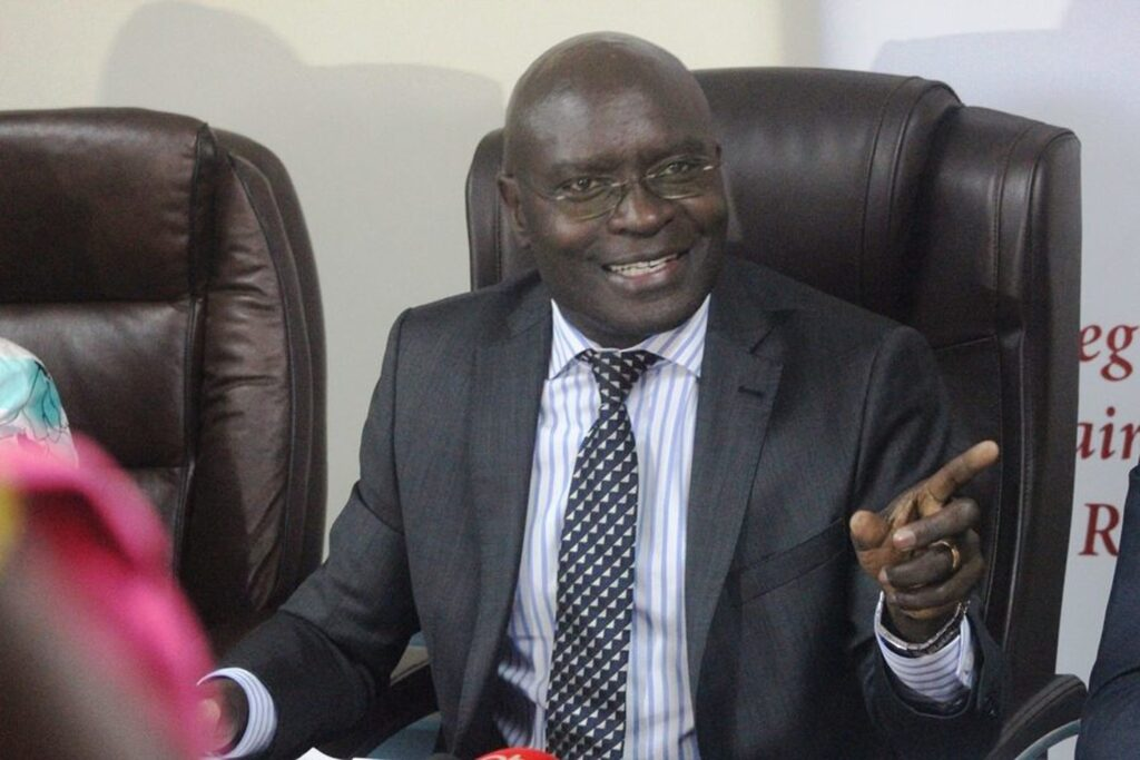 Byabakama to extend an election