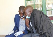 Eric Sakwa interdiction from office