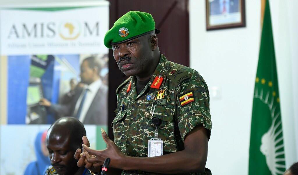 Gen Nakibus Lakara Uganda Air Cargo boss