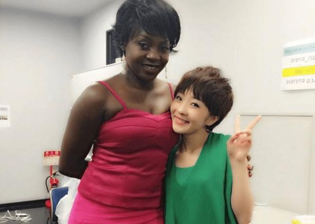 Irene Gladys Namubiru was arrested in Tokyo