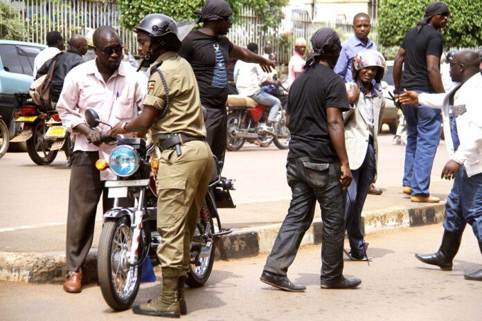 Police to continue arresting boda boda passengers