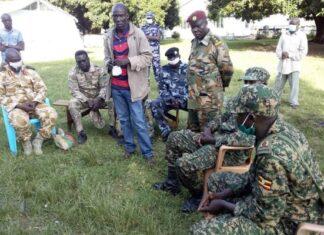 UPDF Kills Four South Sudan soldiers