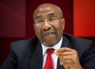 Uganda is testing ministers for coronavirus