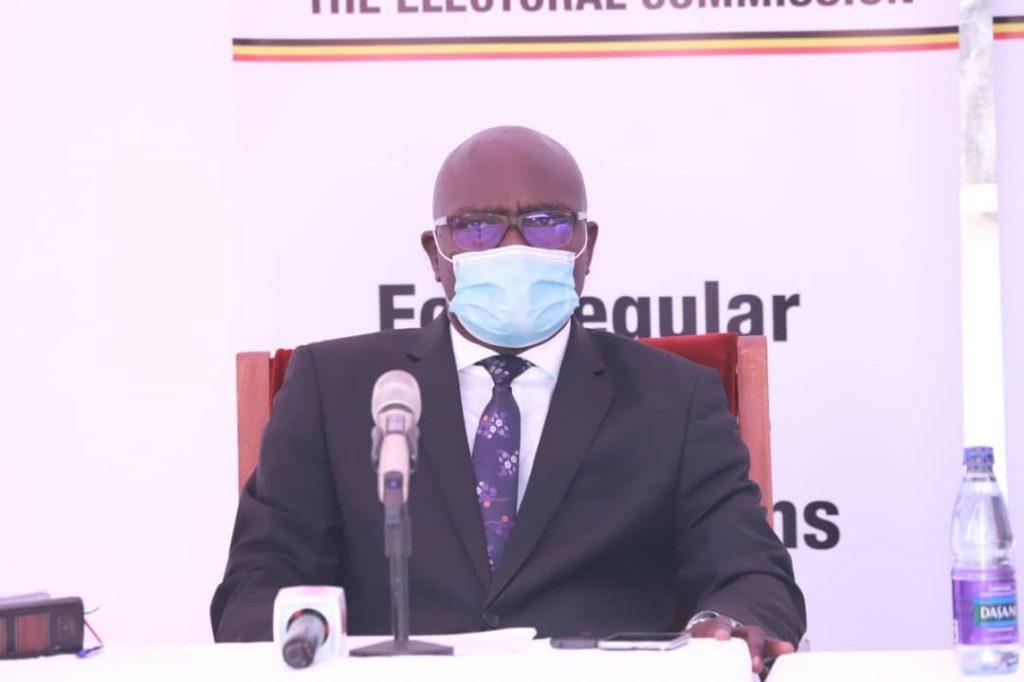 Uganda scientific 2021 campaigns