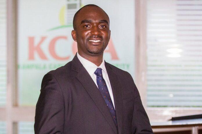 Daniel Muhumuza is the interim spokesperson