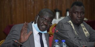 FDC 2021 elections and interim government