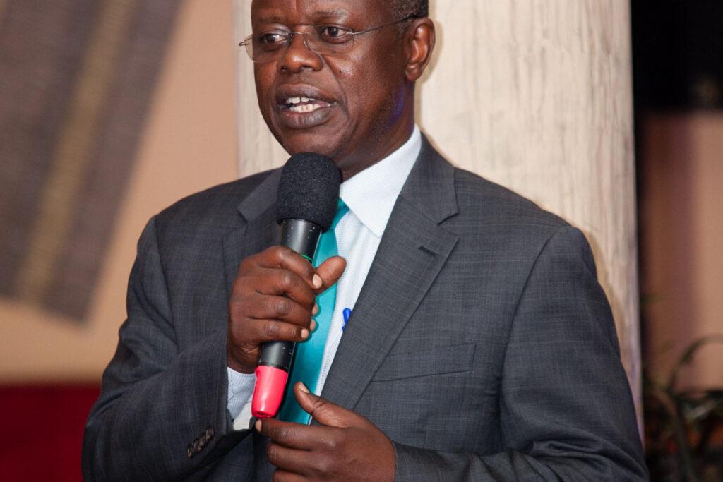 professor Wasswa Balunywa