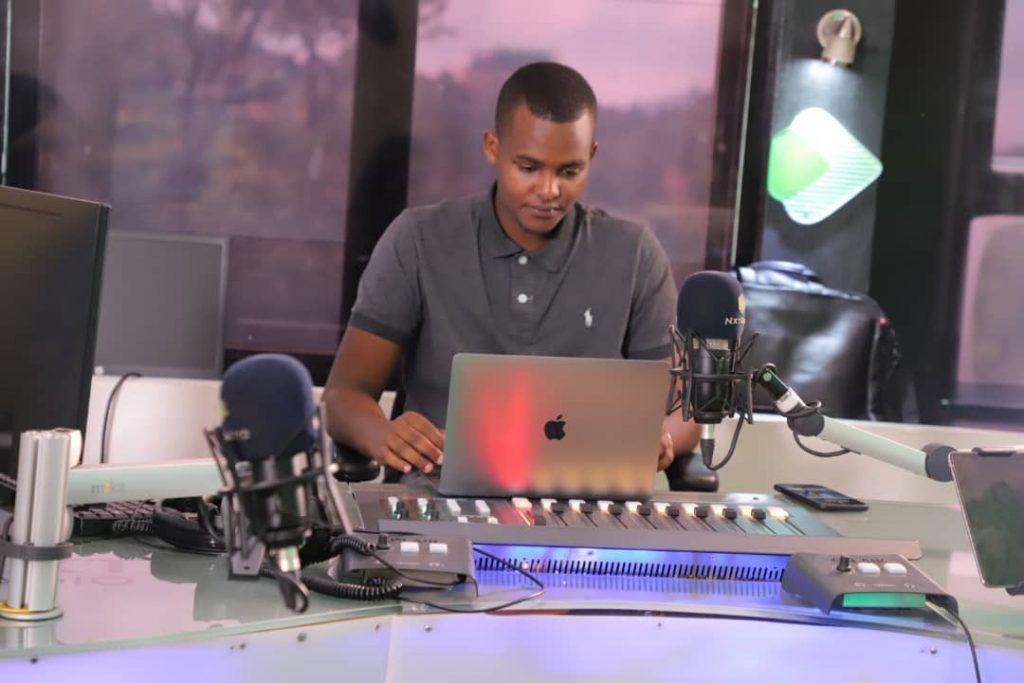 Mugume presents 'The Big Talk',