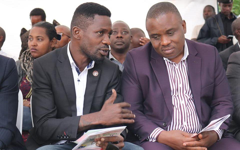 erias lukwago talks out with bobi wine