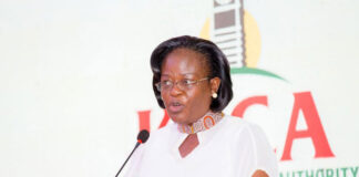 kampala Executive Director Dorothy Kisaka