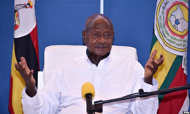 museveni reopening of schools september