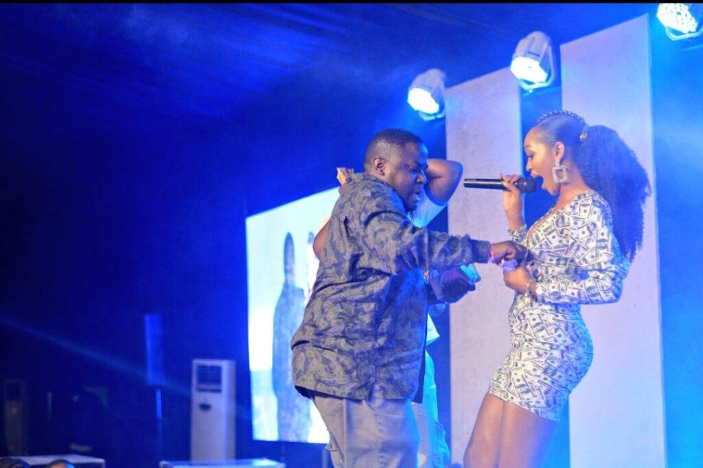Namukwaya Diana alias Spice