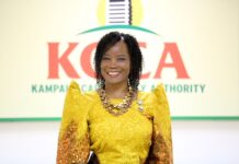 who is Jennifer Musisi former KCCA Executive Director