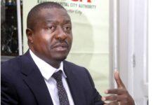 Eng Andrew Kitaka farewell to kcca
