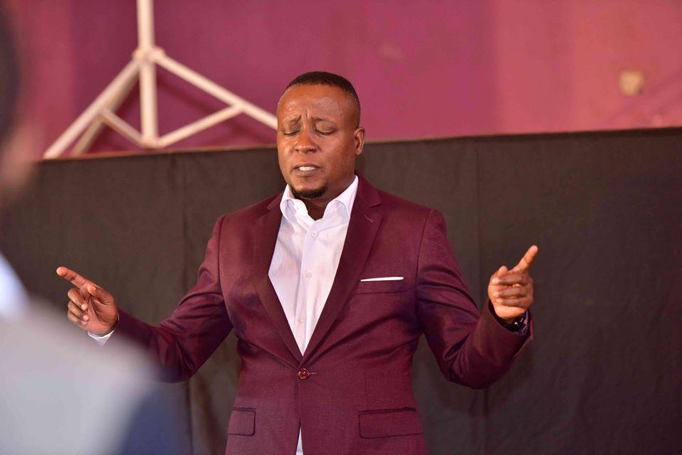 Joseph Kabuleta became a born again Christian