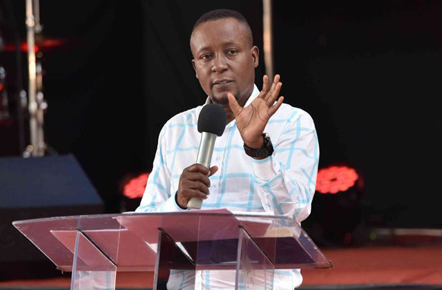 Kabuleta is a Pastor at Watchman Ministries