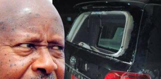 Museveni Bobi Wine and Zaake punches