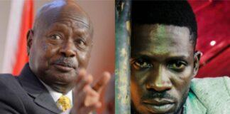 Museveni to Bobi Wine 2021 Elections