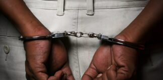 Police Arrest Five Notorious Poachers