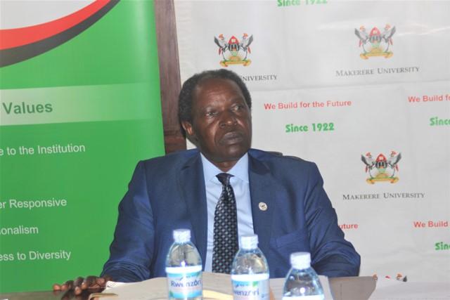 Prof. Bazeyo Dropped Over Fake Academic Documents