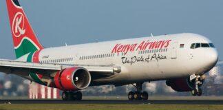 Tanzania bans Kenya Airways