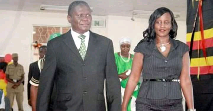 Achieng dragged Mao to court