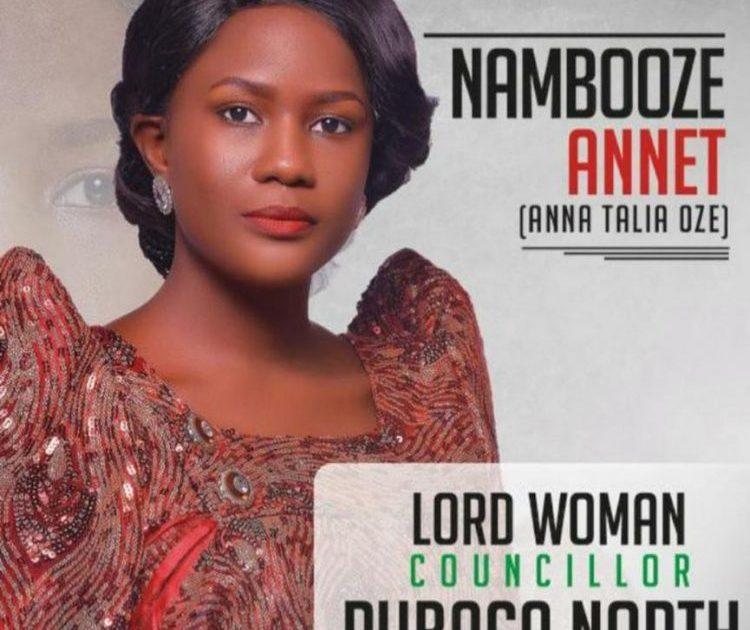 Anna Talia Oze Joins Elective Politics