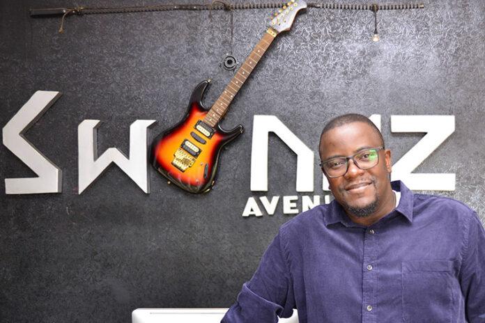 Benon Mugumbya at Swangz-avenue