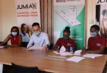 Wena Hardware and Jumia Uganda