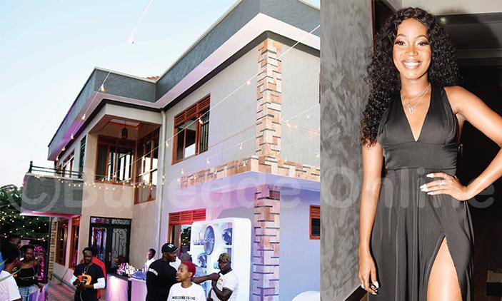 Samalie Njagala Karungi house