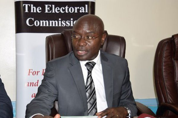 Chairperson of Uganda's Electoral Commission