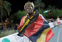 Museveni applauds Joshua Cheptegei
