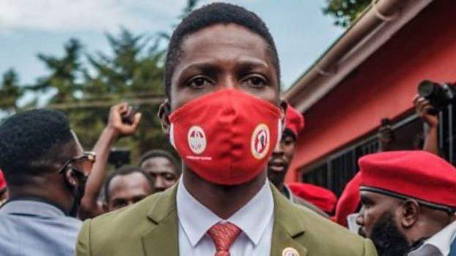 enanga tells bobi wine Police raided NUP offices