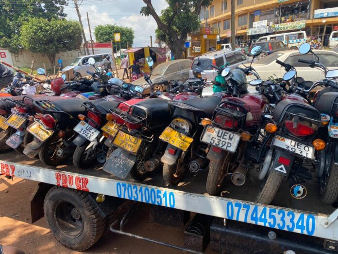 police impounds defying covid-19 measures