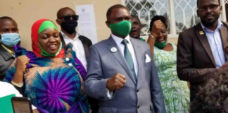 ssenkubuge kampala lord mayor race
