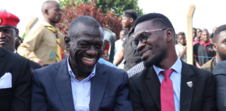 besigye campaign message liberation