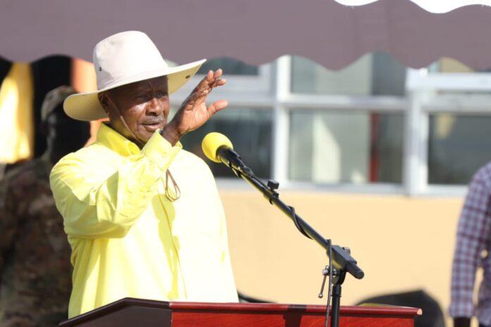 museveni overthrow nrm government
