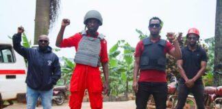 Bobi Wine campaigns in Budaka