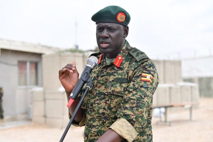 Lokech became Major General