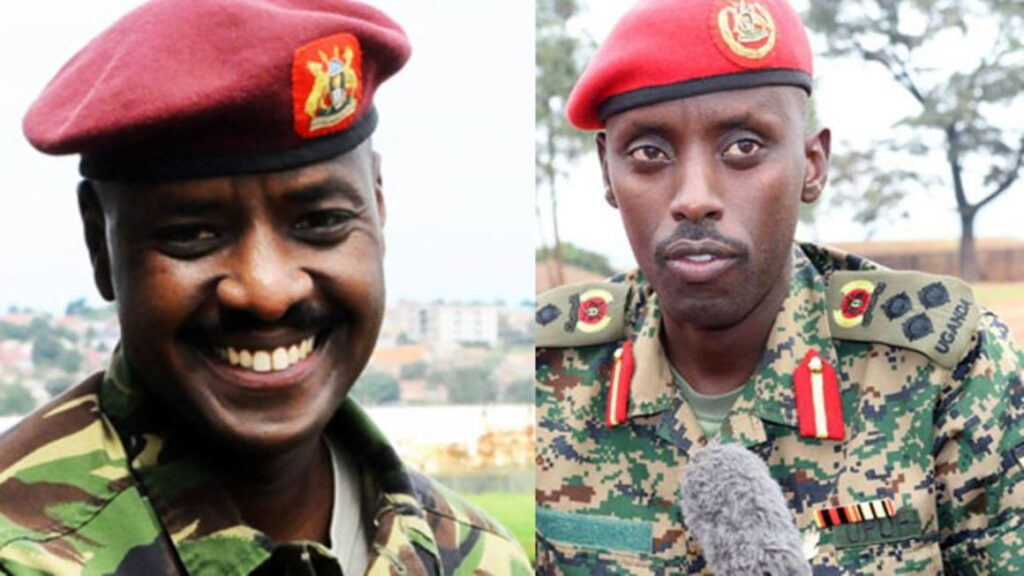Why Museveni replaced Gen Sabiiti with Lokech
