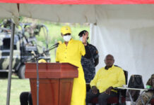 janet tells museveni food production ntugamo