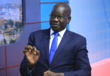 Who is Patrick Oboi Amuriat?