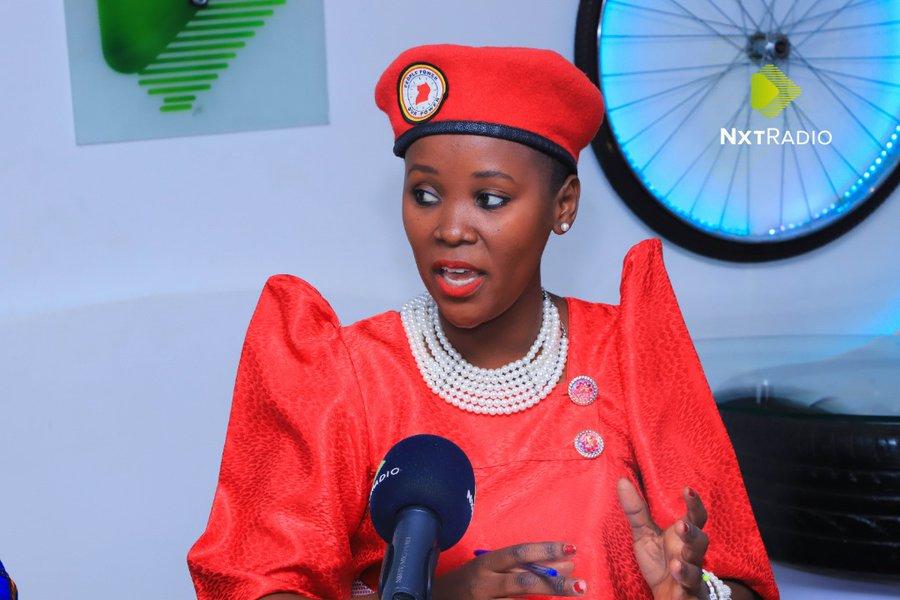 shamim malende contestant Kampala City Woman seat