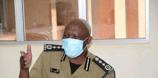 Ochola Deploys Police Nationwide Ahead of Thursday Elections