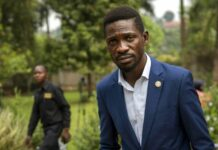 Police allow Kyagulanyi's legal team to visit him