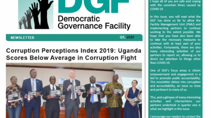 Suspension of Democratic Governance Facility